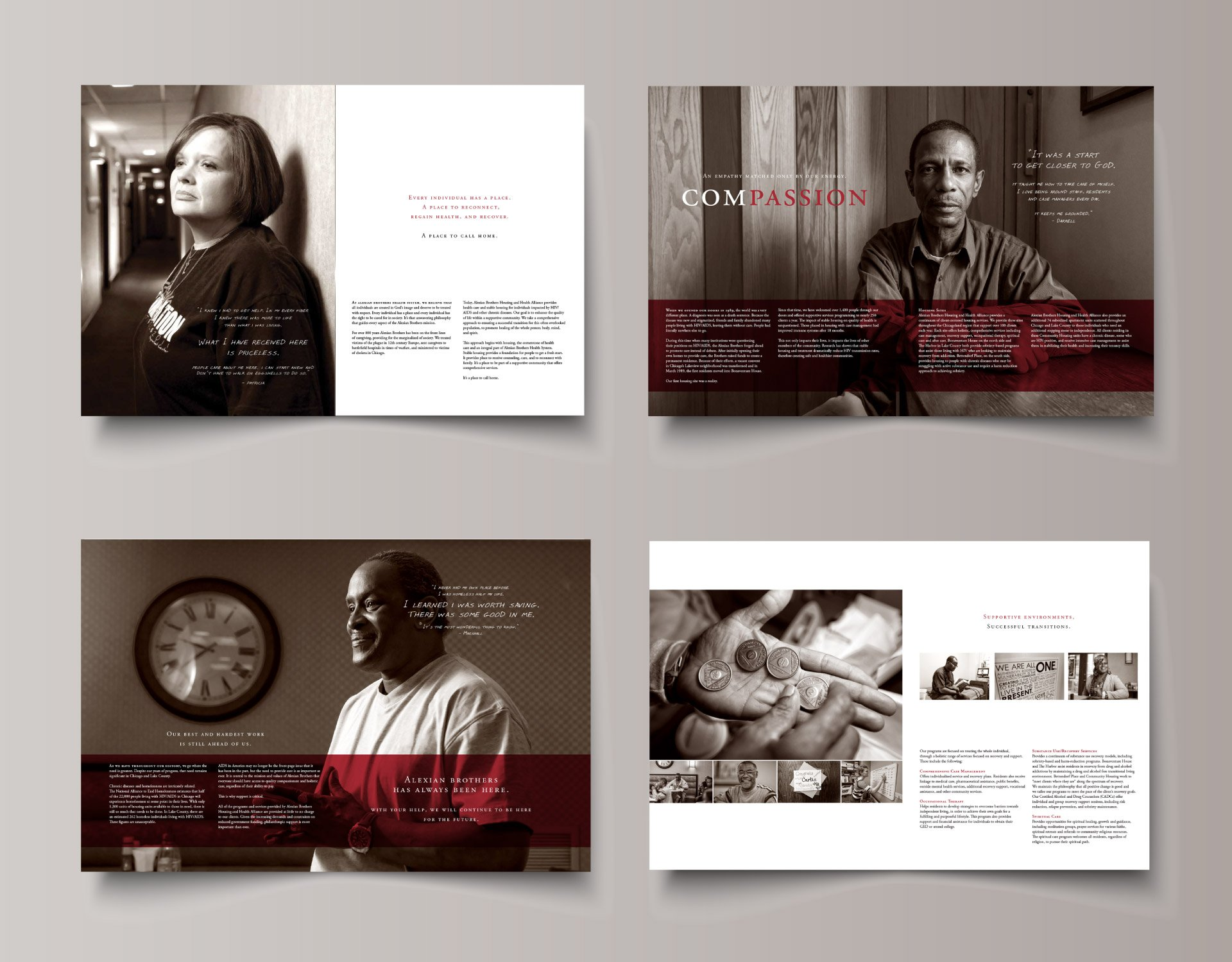 Alexian Brothers brochure