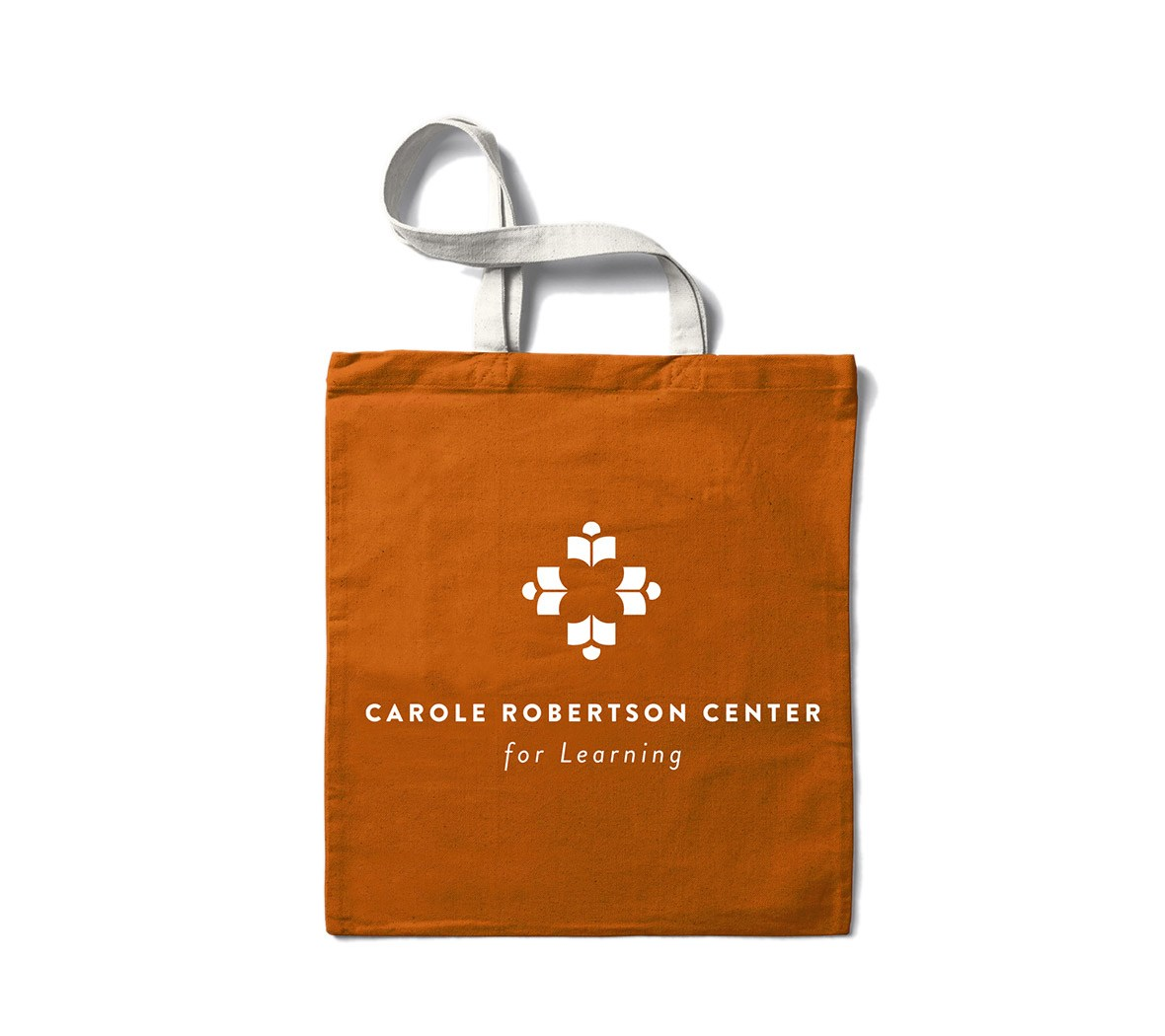 Carole Robertson Center for Learning tote bag