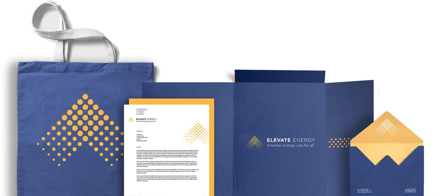 Elevate Energy merchandise